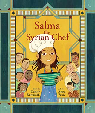 Book Cover: Salma the Syrian Chef
