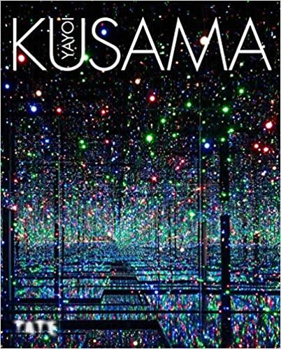 Book Cover: Yayoi Kusama