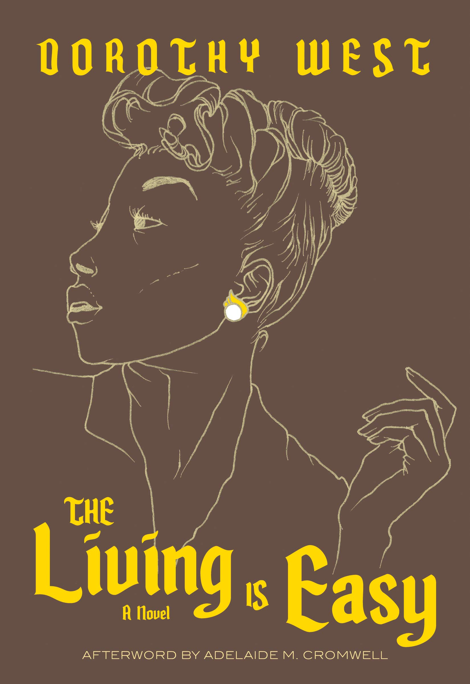 Book Cover: The Living is Easy