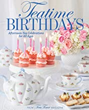 Book Cover: TeaTime Birthdays: Afternoon Tea Celebrations for All Ages