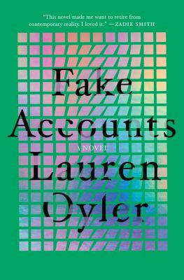 Book Cover: Fake Accounts