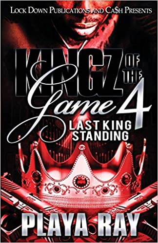 Book Cover: Kingz of the Game 4: Last King Standing