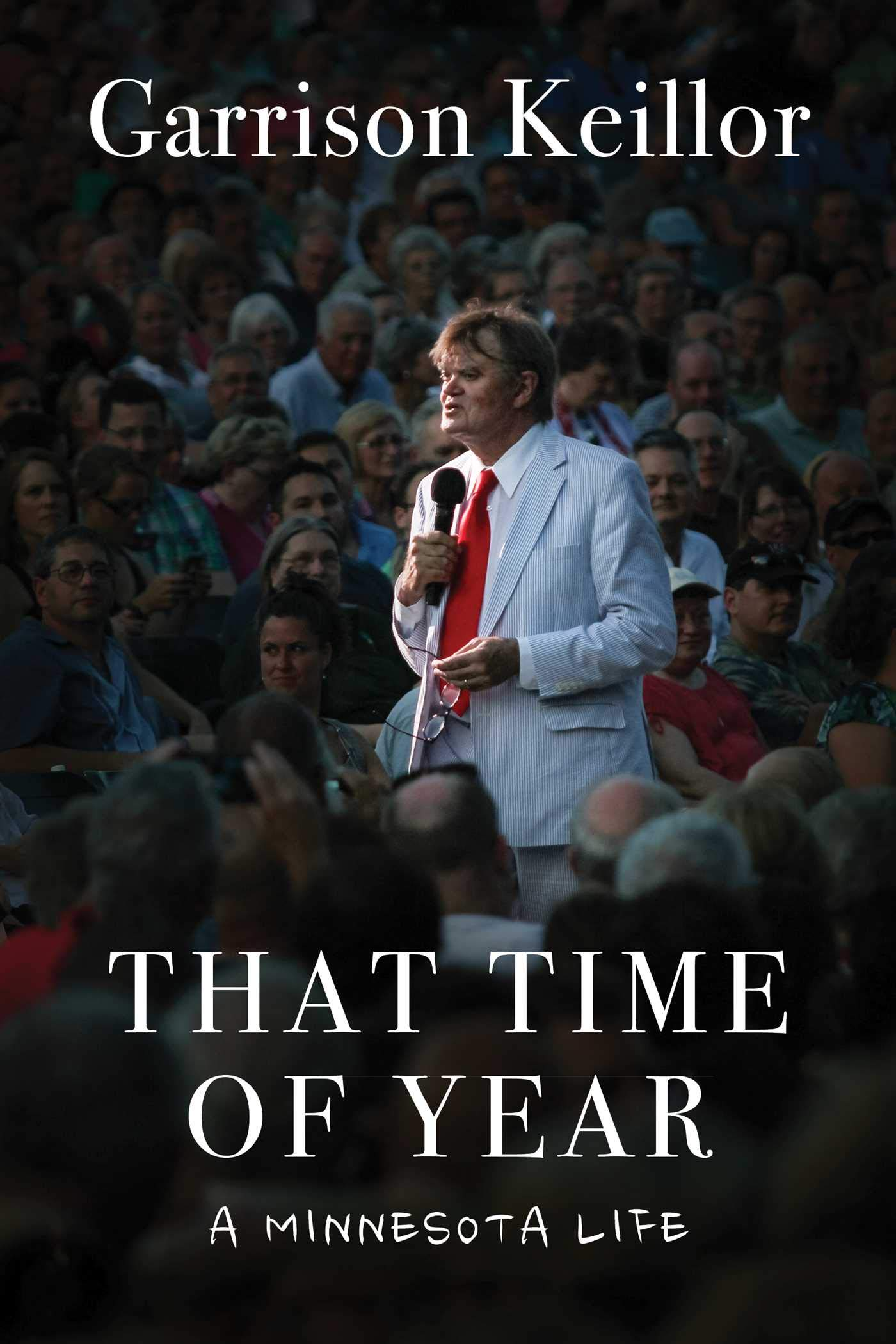 Book Cover: That Time of Year: A Minnesota Life