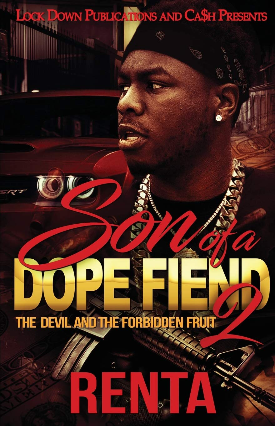 Book Cover: Son of a Dope Fiend 2