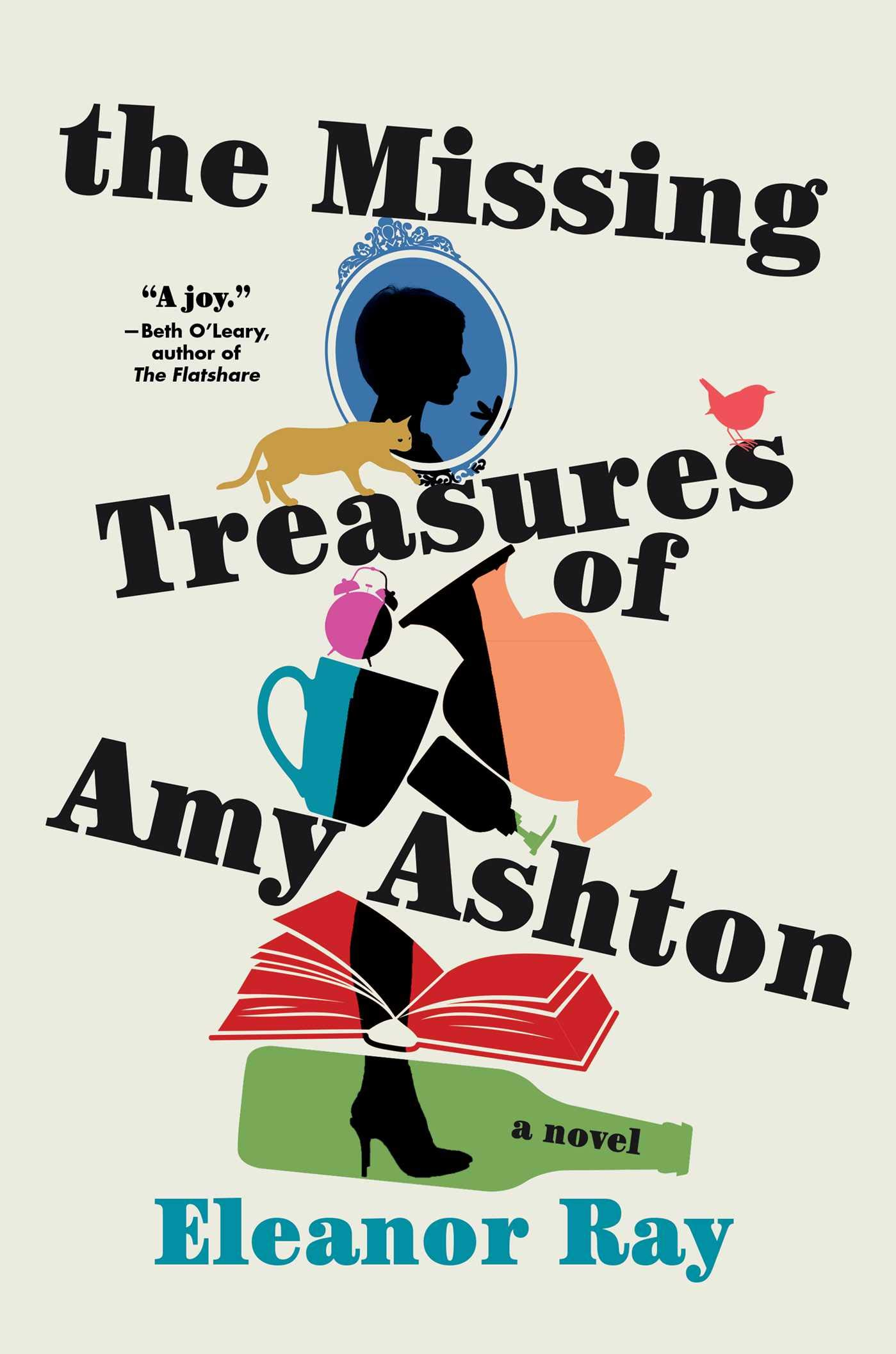 Book Cover: The Missing Treasures of Amy Ashton