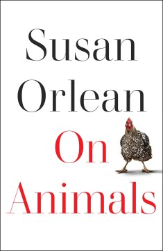 Book Cover: On Animals