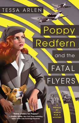Book Cover: Poppy Redfern and the Fatal Flyers