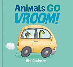 Book Cover: Animals Go Vroom!