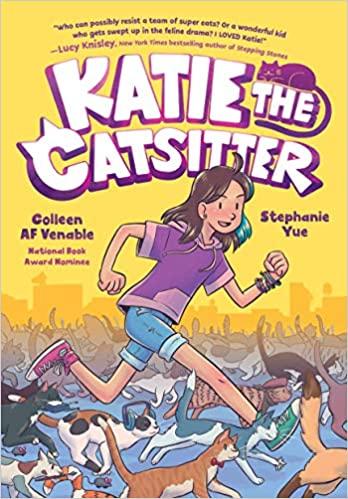 Book Cover: Katie the Catsitter