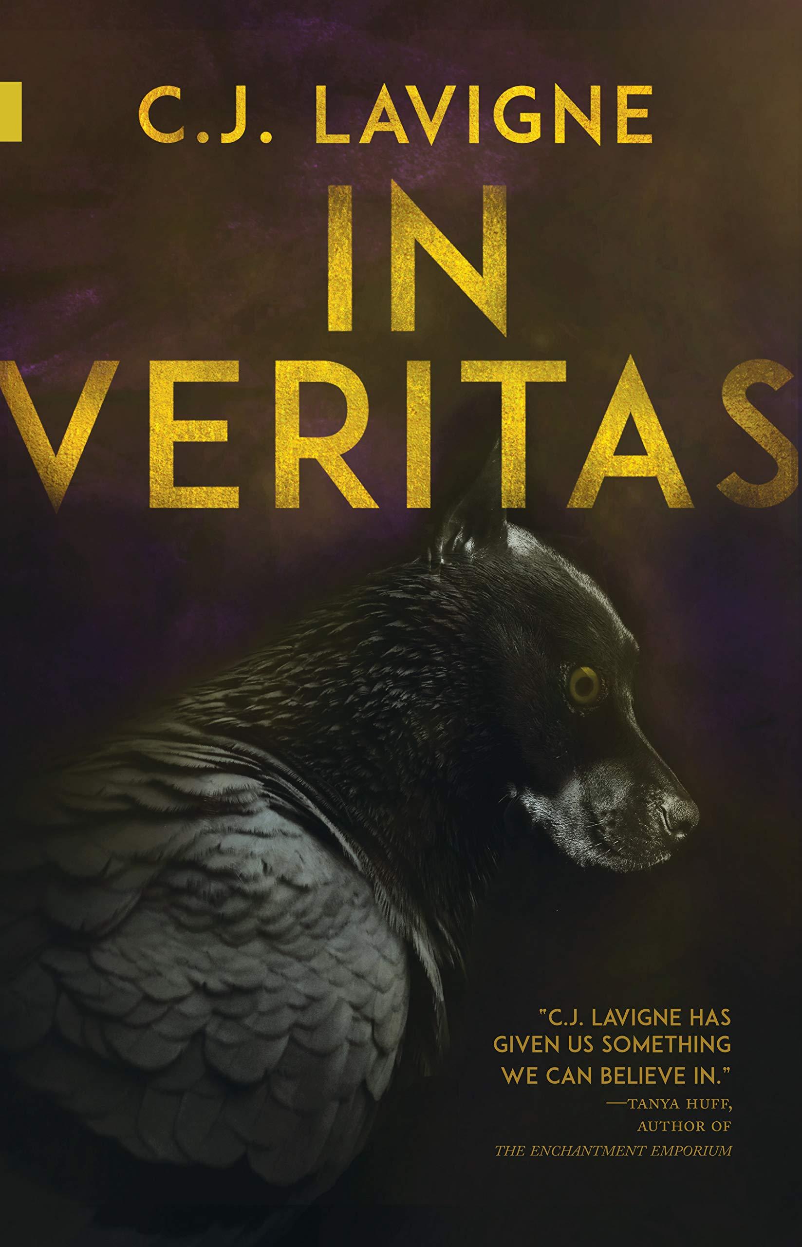 Book Cover: In Veritas