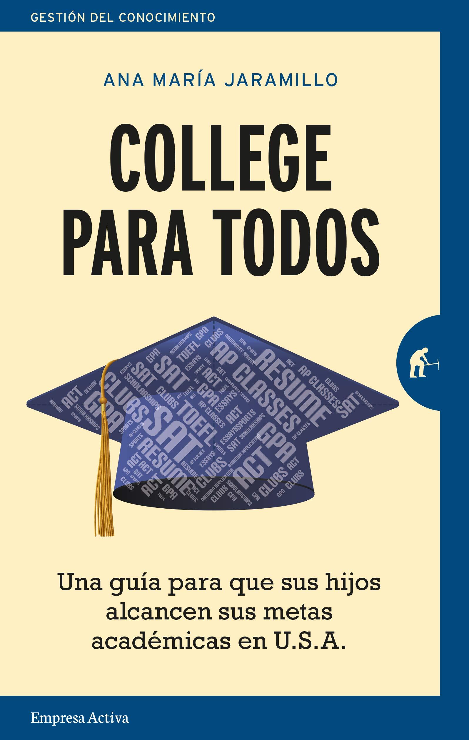 Book Cover: College para todos